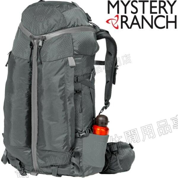 Mystery Ranch 神秘農場 後背包/登山包/運動背包 EX RAVINE 61048  炭灰charcoal 50L