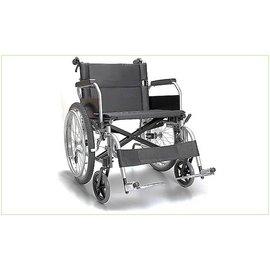 康揚karma KM-8520X 多功能系列 一般移位型加大座寬 手動鋁合金輪椅 輪椅-C款、附加功能-移位(A款)補助 贈品 耳額溫槍
