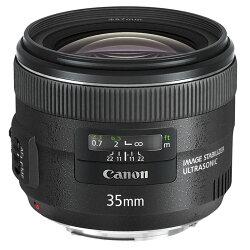 ◎相機專家◎ Canon EF 35mm F2 IS USM 彩虹公司貨 全新彩盒裝
