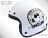 ψ∕Helmet_半罩帽∕KK華泰安全帽-K-805(史努比SNOOPY)墨鏡 白【正版授權】『耀瑪騎士生活』ψ 0