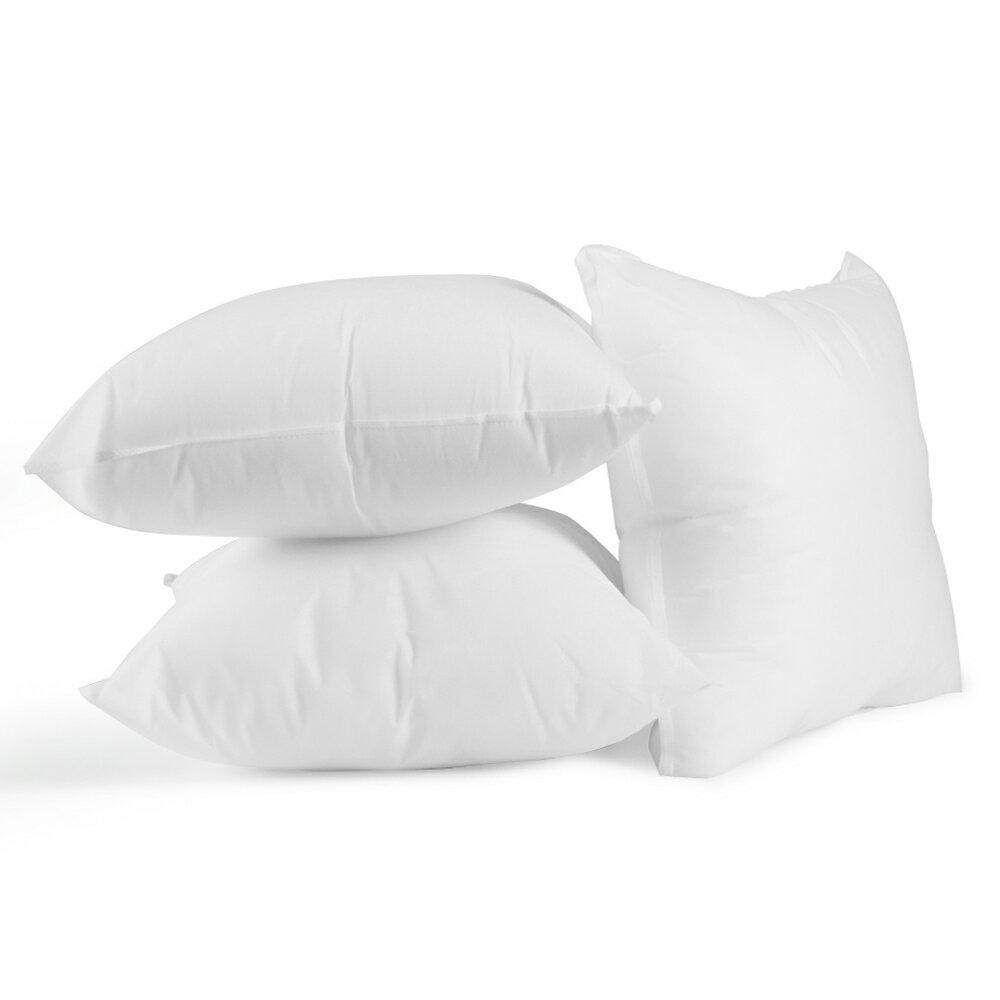 [即刻寄] 枕芯 台灣製造 無紡布枕頭抱枕枕芯 45*45公分