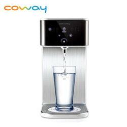 ◆107/9/30前贈首年濾心組+一年四次到府 Coway 濾淨智控飲水機 冰溫瞬熱桌上型 CHP-241N  CHP241N