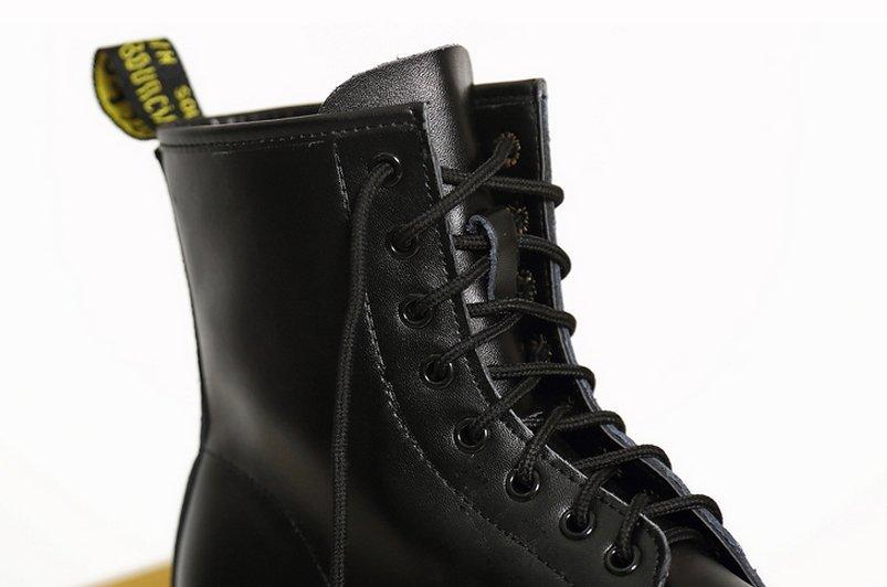 【JP.美日韓】工業設計 真皮 厚底 增高 馬丁靴 靴子 長靴 男女尺碼 馬丁鞋 8孔 高端