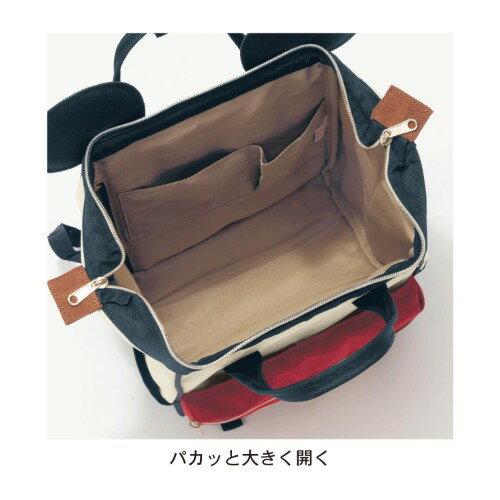 日本Disney迪士尼限量包包 / Mickey Mouse米老鼠-米奇造型後背包 / 288-16490-日本必買 日本樂天代購(6000*0.6) 4