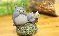 宮崎駿龍貓周邊商品推薦日本宮崎駿 Totoro 龍貓 陶瓷音樂鈴/音樂盒  龍貓陶笛樂隊《 日本原裝進口 》Zakka'fe