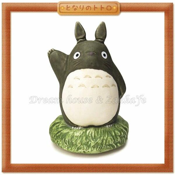 日本宮崎駿 Totoro 龍貓 陶瓷音樂鈴/音樂盒 龍貓 《 日本原裝進口 》Zakka'fe