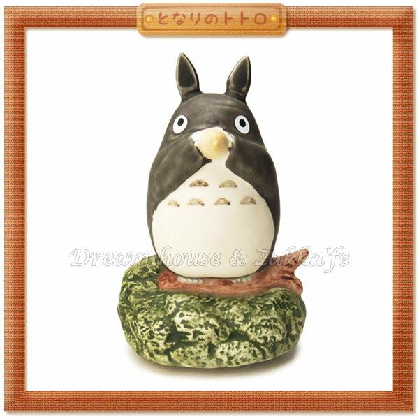 日本宮崎駿 Totoro 龍貓 陶瓷音樂鈴/音樂盒 龍貓陶笛 《 日本原裝進口 》Zakka'fe