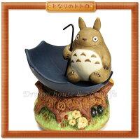 宮崎駿龍貓周邊商品推薦日本宮崎駿 Totoro 龍貓 陶瓷音樂鈴/音樂盒 龍貓雨傘 《 日本原裝進口 》Zakka'fe