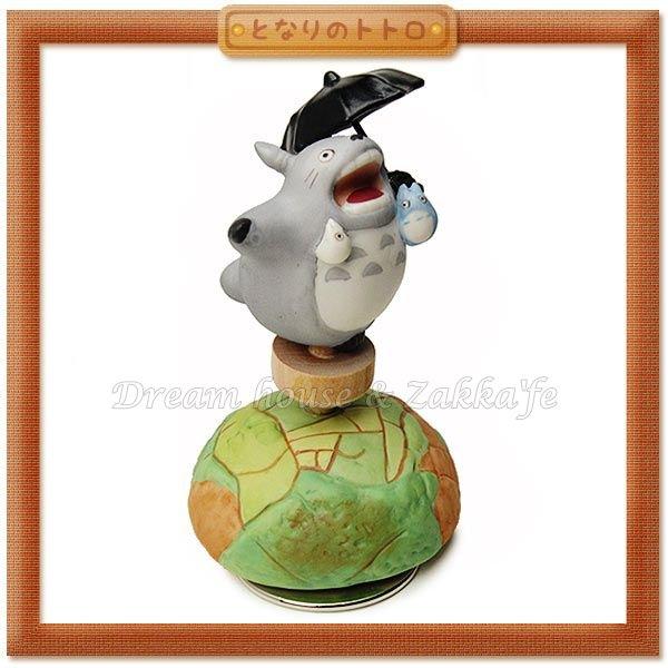 日本宮崎駿 Totoro 龍貓 陶瓷音樂鈴/音樂盒 龍貓飛翔 《 日本原裝進口 》Zakka\