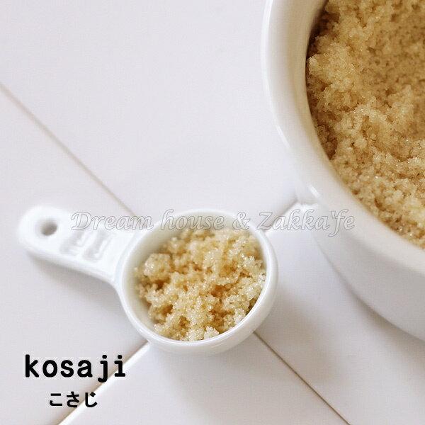 B STYLE KITCHEN 白瓷 調味料 計量器  計量匙  湯匙 5ml~ 製 ~~