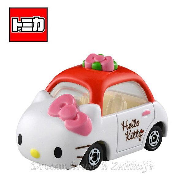 日本【トミカ】sanrio 三麗鷗 Hello Kitty 凱蒂貓 造型小汽車玩具 《 TAKARA TOMY 》 ★ Zakka'fe ★ - 限時優惠好康折扣