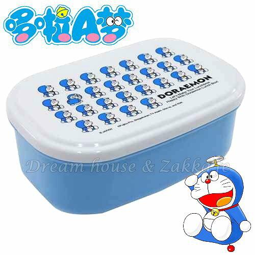 日本進口 小叮噹/哆啦A夢 便當盒/保鮮盒 《 S/M/L 3款一組 》★ 日本製 ★ Zakka'fe