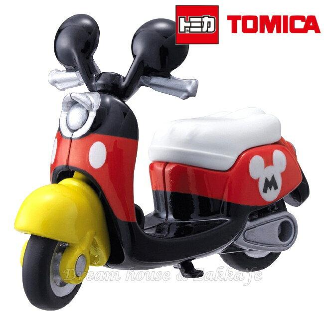 日本【???】Disney Motor 迪士尼 米奇 造型摩托車玩具 《 TAKARA TOMY 》 ★ Zakka\