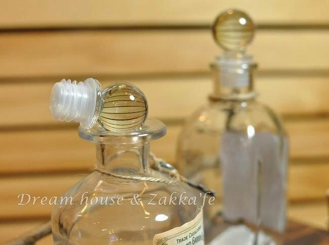 Zakka鄉村風復古鑰匙玻璃瓶《2款任選》★可當花瓶喔★可愛漂亮★ 1