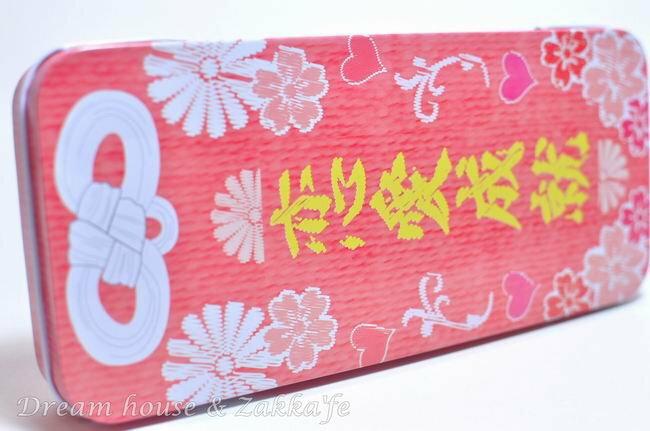 日本原裝進口 金屬解悶鉛筆盒 / 小物置物盒 / 鐵盒 《 戀愛成就 》 - 限時優惠好康折扣