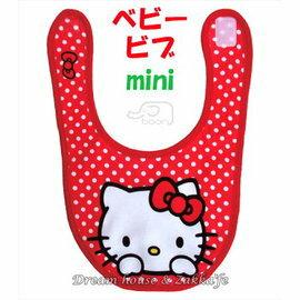 日本三麗鷗 Hello Kitty 圍兜兜《 日本限定 》★ 兒童 / 幼兒 圍兜兜 ★ - 限時優惠好康折扣