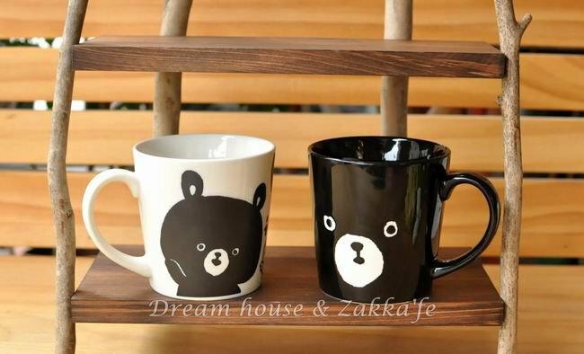 日本 MIMIKAKI 小熊兔子馬克杯《 2款任選 》★ 日本製 ★ - 限時優惠好康折扣