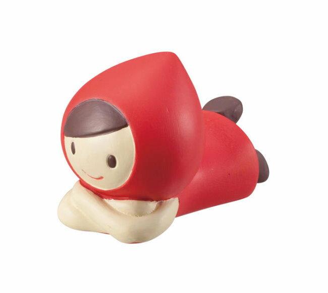 日本 decole 加藤真治 SHINZI KATOH 小紅帽 擺飾/公仔 《 白日夢 》★ Zakka'fe ★
