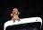 玻璃水鑽 貴賓狗造型 防塵耳機塞 桃紅《 韓國製 》★ Zakka'fe ★ - 限時優惠好康折扣