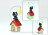 日本硝子 玻璃工藝 屋頂貓咪賞星星 擺飾 《和風小物》★ 日本製 ★ Zakka'fe ★ - 限時優惠好康折扣