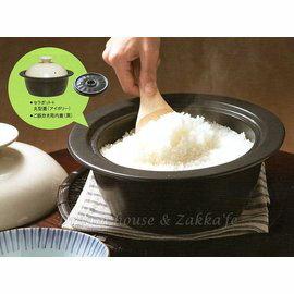 日本製 丸型鍋 / 陶鍋 大 《 可以煮飯喔 》《 日本進口 》★ Zakka'fe ★ - 限時優惠好康折扣