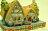 美國ENESCO精品-Jim Shore愛木小灣-白雪公主與七矮人的家★內有LED燈★超可愛★ - 限時優惠好康折扣
