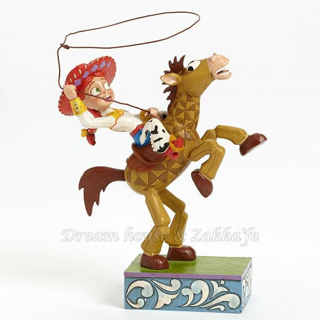美國ENESCO精品 Jim Shore愛木小灣 玩具總動員 翠絲 ★超可愛★ Disney 迪士尼 ★ Zakka'fe