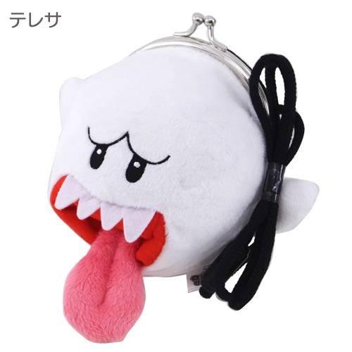 日本正版 任天堂 瑪莉歐 / 馬力歐 幽靈零錢包 ★ 超可愛 ★ - 限時優惠好康折扣