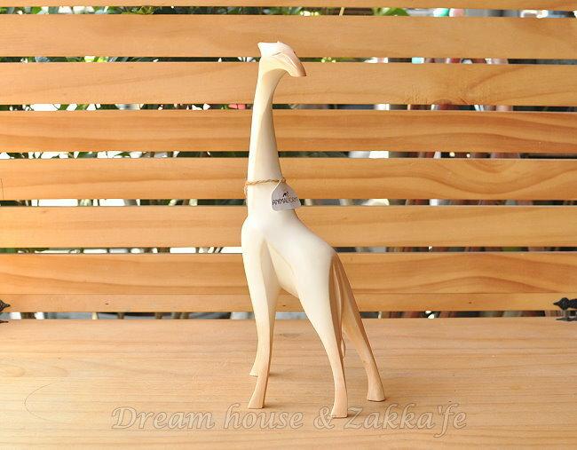 英國4D ART精品 形塑自然 長頸鹿 ★超漂亮★ Zakka'fe - 限時優惠好康折扣