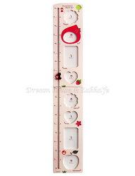 日本 小紅帽 木製相框身高紀錄尺 身高尺 《 寶貝成長的珍貴紀錄喔 》 ★ Zakka'fe ★