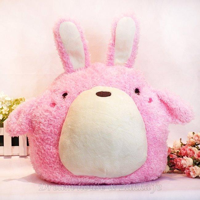 可愛動物造型暖手抱枕《 貓頭鷹/兔子/小熊 3款任選 》★實用漂亮★ Zakka'fe