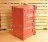 美式工業風 木製貨櫃造型 雙層桌上櫃 / 收納櫃 / 雙層櫃 ★很漂亮喔★ Zakka'fe 0