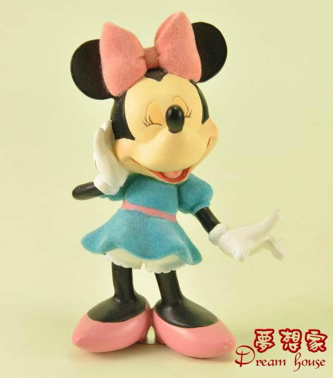 美國ENESCO精品-哈哈笑系列-DISNEY米老鼠米妮 ★超可愛★