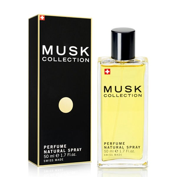 Musk Collection 瑞士 經典黑麝香淡香水 100ml 【A002131】《BEAULY倍莉》