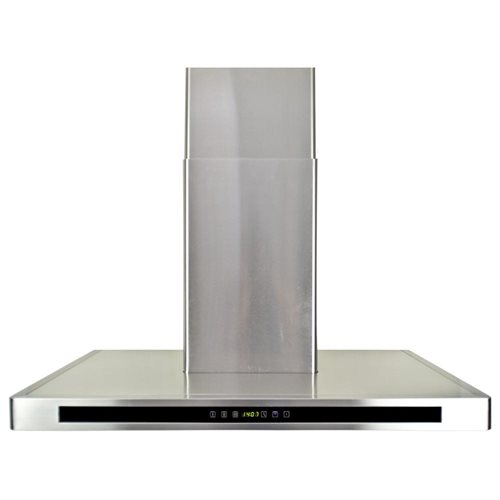 "AKDY 30"" GV-H503A-75 Europe Style Stainless Steel Wall Range Hood Touch Sensor Control 2"