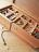 Chainloop x TAB 原木收納飾品盒 配件 居家擺設 0