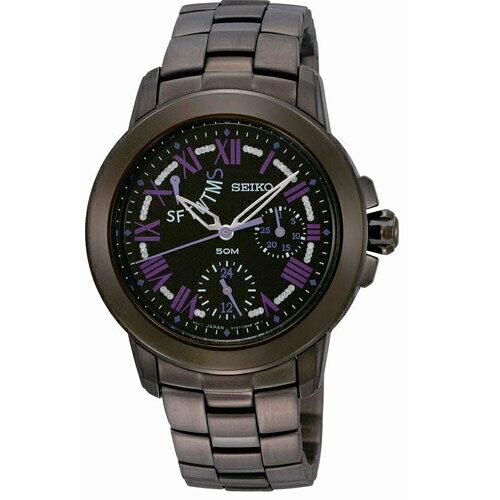 SEIKOCriteria都會時尚女腕錶SPA803P1(5Y67-0AV0SD)