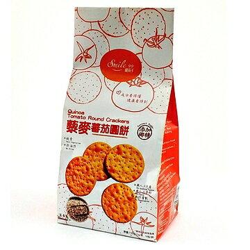 纖莉子 藜麥蕃茄圓餅 15gx10包/袋