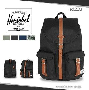 《熊熊先生》Herschel後背包DAWSON旅行包雙肩背包13吋筆電平板包造型女包10233電腦包外出包帆布包潮流簡約休閒包