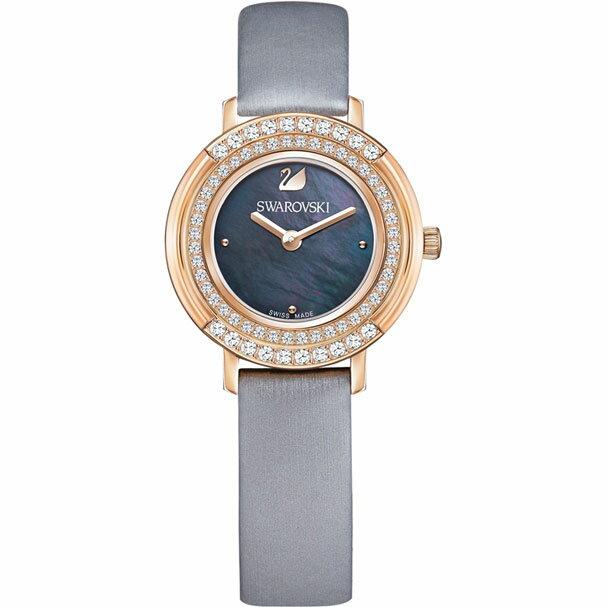 Swarovski 施華洛世奇 Playful Mini 手錶 5243044 絲質時尚錶  /  28 mm - 限時優惠好康折扣