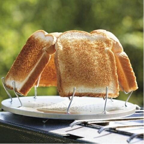 【露營趣】中和 加拿大 Coghlans 504D 烤麵包架 烤土司架