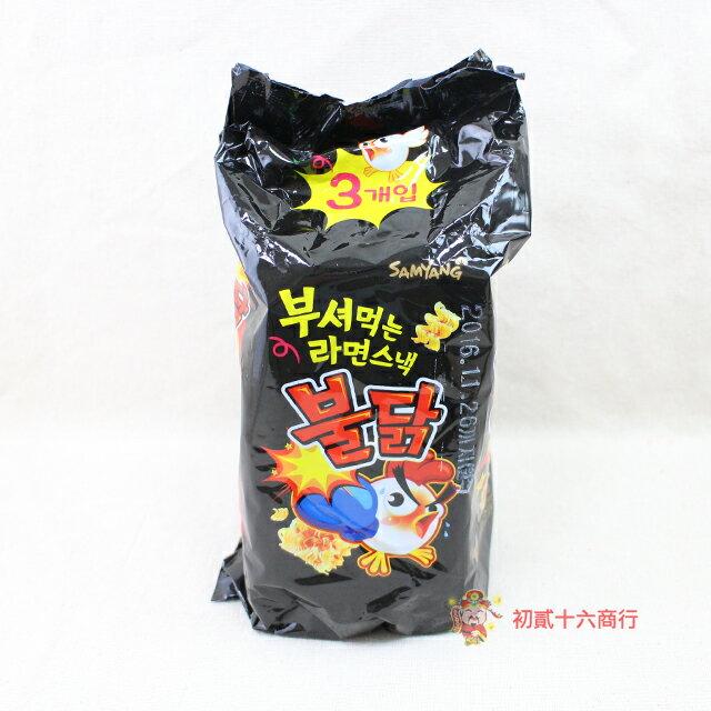 【0216零食會社】三養 超辣雞肉味點心麵