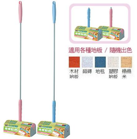 (卡司 官方現貨) 3M 隨手黏地板黏把 升級版 拖板 清潔 隨機出貨