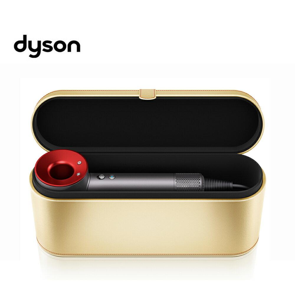 Dyson 戴森 Supersonic™吹風機 限量金盒裝版 強效數位馬達 HD01