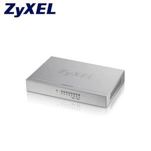 ★綠光能Outlet★ ZyXEL合勤 GS-108B V3 8埠 Giga乙太網路交換器 - 鐵殼版