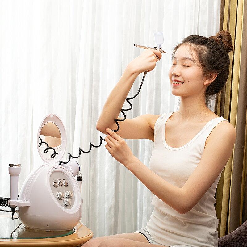 11.11 粉著小氣泡美容儀器家用注氧儀吸去黑頭機清