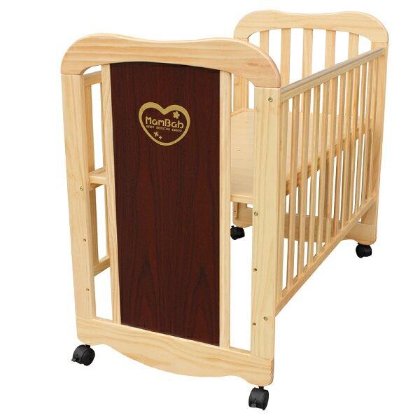Mam Bab夢貝比 - 彩虹貝比嬰兒床 乳母嬰兒小床 + 蝴蝶6件式被組 3