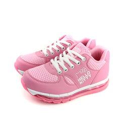Hello Kitty 運動鞋 氣墊 童鞋 粉紅色 大童 718773 no778