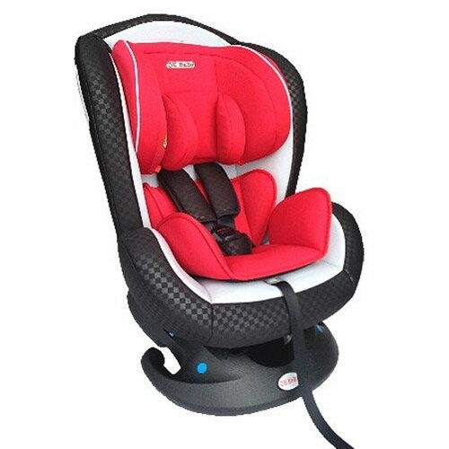 【奇買親子購物網】 Ok baby 0-12歲 汽車安全座椅(紅黑/黃格子黑)