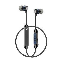 『 聲海 SENNHEISER  CX 6.00BT 』藍芽耳機/藍牙4.2/apt-X/6小時使用時間/快充功能/另售鐵三角